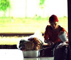 Sedekah Terbaik Seorang Pedagang Nasi