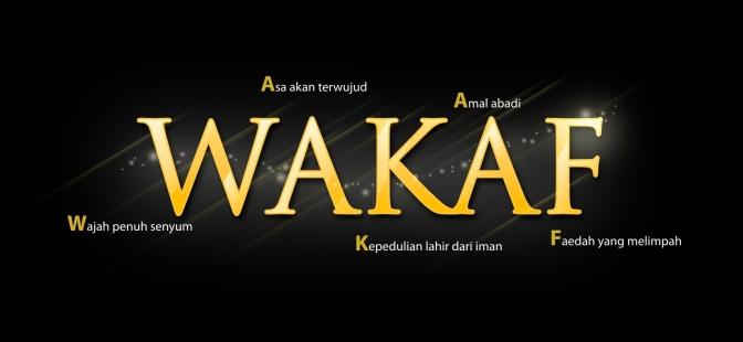 Jenis Harta Wakaf