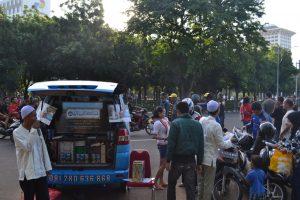 berbagi wawasan islam dengan mobil quran